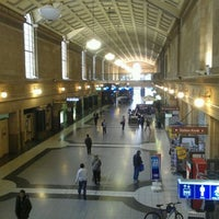 Photo taken at Adelaide Railway Station by Mohamad Aiman M. on 3/22/2012