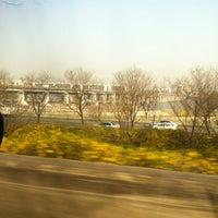 Photo taken at Olympic Hwy by Shinjae C. on 4/16/2012