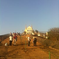 Photo taken at Sanctuary of Our Lady of Penha de France by Igor G. on 5/27/2012