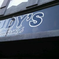 Photo taken at Rudy's Barbershop by Carlos A. on 9/2/2012
