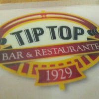 Photo taken at Bar e Restaurante Tip-Top by Ta F. on 8/2/2012