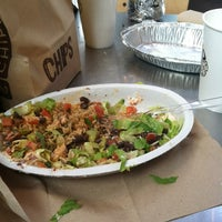 Photo taken at Chipotle Mexican Grill by Francisco T. on 6/23/2012