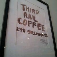 3/27/2012にFred W.がThird Rail Coffeeで撮った写真