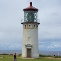 Photo taken at Kilauea Point Lighthouse by Megan M. on 6/30/2012