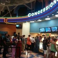 Photo taken at Regal Cinemas Atlas Park 8 by Gibson O. on 7/28/2012