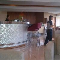 Photo taken at Anggrek Shopping Hotel by Timbul B. on 7/22/2012