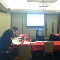 Photo taken at TTU - McKenzie-Merket Alumni Center by Danny H. on 2/24/2012