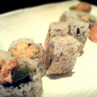 Photo taken at Sushi Hana Japanese Kitchen by Jei K. on 9/2/2012