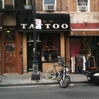 Photo taken at Three Kings Tattoo Parlor by Yani I. on 8/21/2012