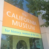Photo taken at The California Museum by Jill B. on 7/11/2012