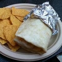 Photo taken at 360 Degree Gourmet Burrito by Minkoo S. on 7/31/2012