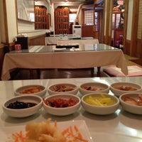 Photo taken at Riverside Korean Restaurant by Taylor R. on 5/26/2012
