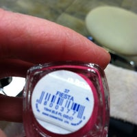 Photo taken at Elle Nails & Spa by Beverley on 5/1/2012