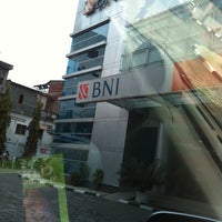 Photo taken at BNI cabang Banda by Tina B. on 3/8/2012
