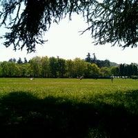 Photo taken at Giardini Margherita by Nicola B. on 4/28/2012