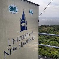 Photo taken at Appledore Island Shoals Marine Lab by Jason B. on 7/31/2012