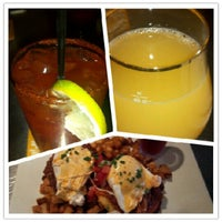 Photo taken at MexiBBQ Kitchen & Draught by Manny L. on 7/29/2012