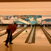 Photo taken at Orleans Bowling Center by Eric N. on 6/27/2012