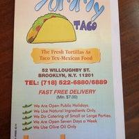Photo taken at Yummy Taco by Raymond G. on 7/25/2012