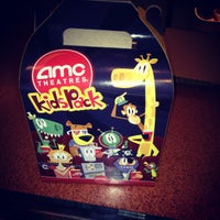 Photo taken at AMC Hampton Towne Centre 24 by Jazzy M. on 2/25/2012