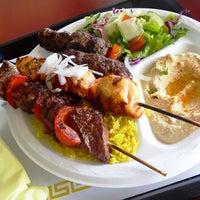 Photo taken at Taste of Lebanon by Kxequiel on 8/24/2012