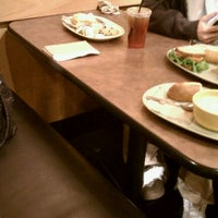 Photo taken at Panera Bread by Ashley L. on 2/7/2012