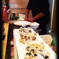 Photo taken at Nori Modern Noodle and Sushi by Corey O. on 3/1/2012