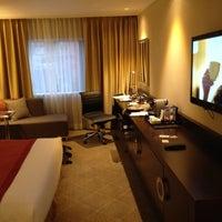 Photo taken at Grand Ambassador Hotel by Shu on 6/16/2012