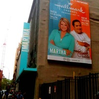 Photo taken at The Martha Stewart Show by Todd M. on 4/18/2012