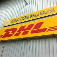 Photo taken at DHL Express Sdn. Bhd. by Ikmal G. on 3/6/2012