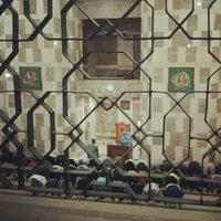 Photo taken at Masjid LIPI by Lanny M. on 8/5/2012