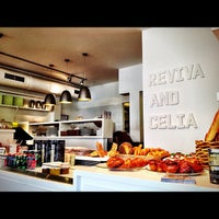 Photo taken at Reviva and Celia by InspiredByIsrael on 5/17/2012