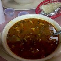 Photo taken at El Sancho Loco Taqueria by Cathy P. on 6/17/2012