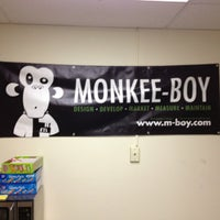 Photo taken at Monkee-Boy Web Design by Jesse B. on 6/8/2012