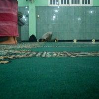Photo taken at Masjid Roudlotul Jannah Ketegan Taman by Moch R. on 6/28/2012