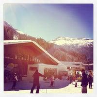 Photo taken at Skigebiet Schlossalm - Angertal / Ski amadé by Alexey U. on 2/21/2012