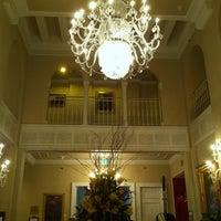 Photo taken at Canterbury Hotel by Kara E. on 7/11/2012