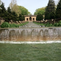 Photo taken at Meridian Hill Park by Steve F. on 4/14/2012