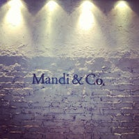 Photo taken at Mandi & Co by Rafael M. on 6/4/2012