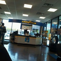 Photo taken at Macy's Goodyear Auto Service Center by Ashleyacbaby C. on 4/7/2012