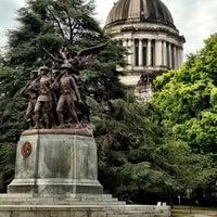 Photo taken at Washington State Capitol by Dan P. on 8/6/2012