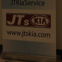 Photo taken at JT's Kia Of Columbia by Jeff Cruz T. on 7/16/2012