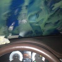 Photo taken at Bubble Boy Car Wash by Terri K. on 2/16/2012