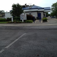 Photo taken at Culver's by Emily on 7/13/2012