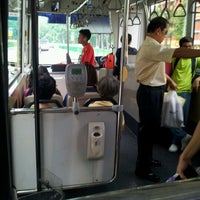 Photo taken at SMRT Buses: Bus 190 by Parjo B. on 4/17/2012