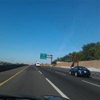 Photo taken at New Jersey Turnpike - Newark by Bill W. on 6/16/2012