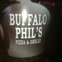 Photo taken at Buffalo Phil's Pizza & Grille by John Y. on 5/13/2012