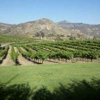 Das Foto wurde bei Orfila Vineyards and Winery von Sierra A. am 7/8/2012 aufgenommen