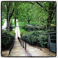 Photo taken at Parc de Bercy by Pierre J. on 4/28/2012