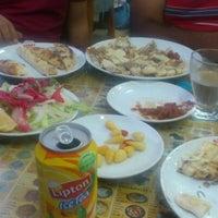 Photo taken at Saray Restaurant by Alper D. on 7/26/2012